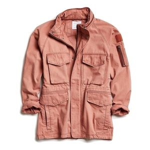 Urban Outfitters M-65 Oversized Field Jacket